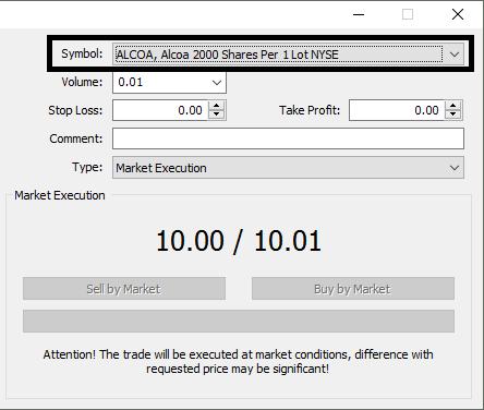 Forex 0.01 lot