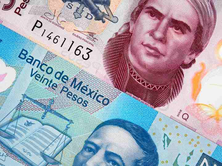 Mexican Peso And The Price Of Oil Both Strong