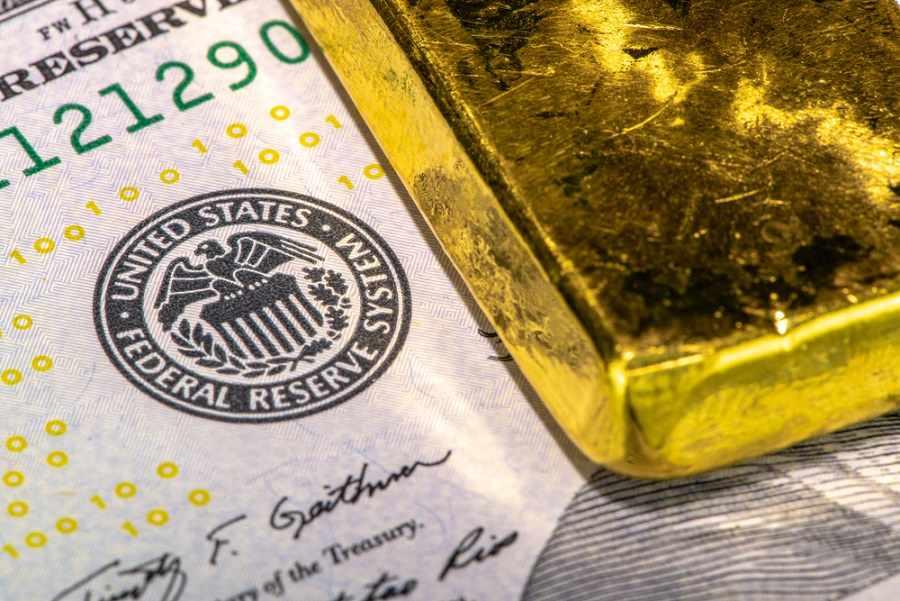 us-dollar-stronger-gold-down