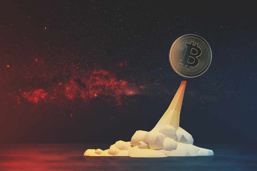 bitcoin-rises